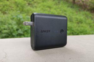 低価格で高性能な異常なコスパのおすすめモバイルバッテリー【Anker PowerCore Fusion 5000 レビュー】