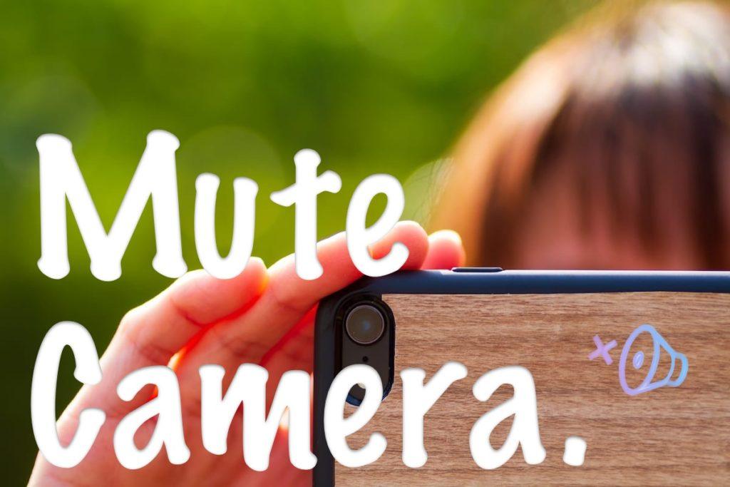 Mute Camera