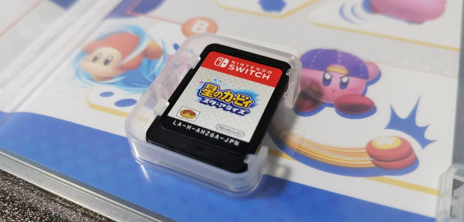 switch ゲームカード