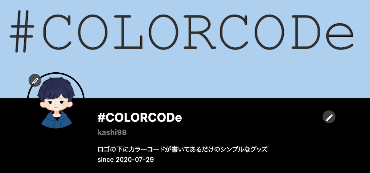 #COLORCODe
